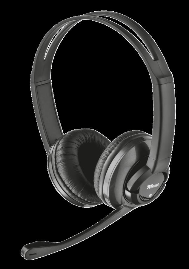 náhlavní sada TRUST Zaia Headset