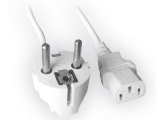 Gembird kabel síťový VDE 1,8m