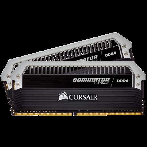 Corsair Dominator Platinum Series 8GB (2 x 4GB) DDR4 3200MHz C16