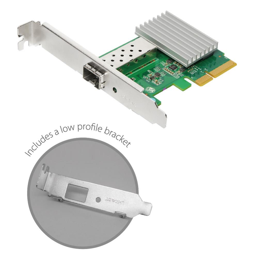 Edimax 10 Gigabit Ethernet PCI Express Server Adapter