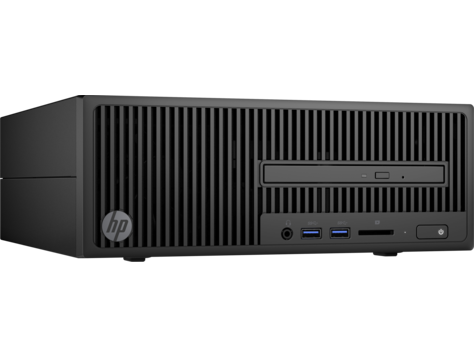 HP PC 280 G2 SFF i3-7100 4GB 500GB intelHD DVDRW MCR DOS