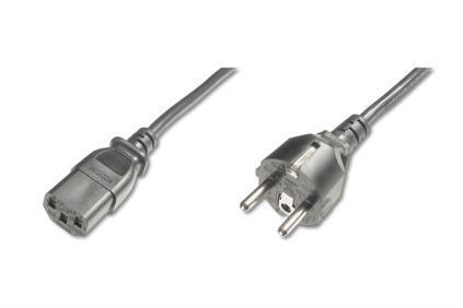 Napájecí kabel Assmann 10A/230V 1,8 m