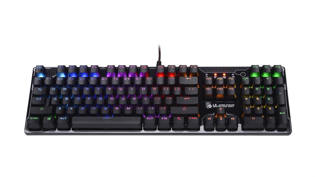 Mechanical Keyboard A4TECH BLOODY B810R RGB (LK BLUE SWITCH)