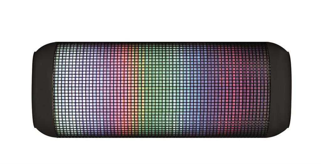 X-ZERO Bezdrátový Bluetooth reproduktor X-S1836BK 4W, USB, TF, FM, podsvícený
