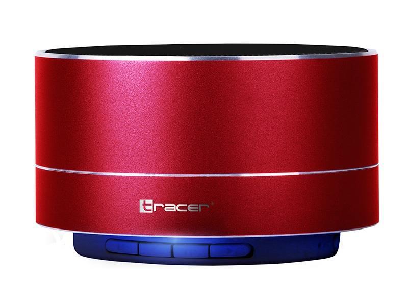 Speaker TRACER Stream V2 BLUETOOTH RED