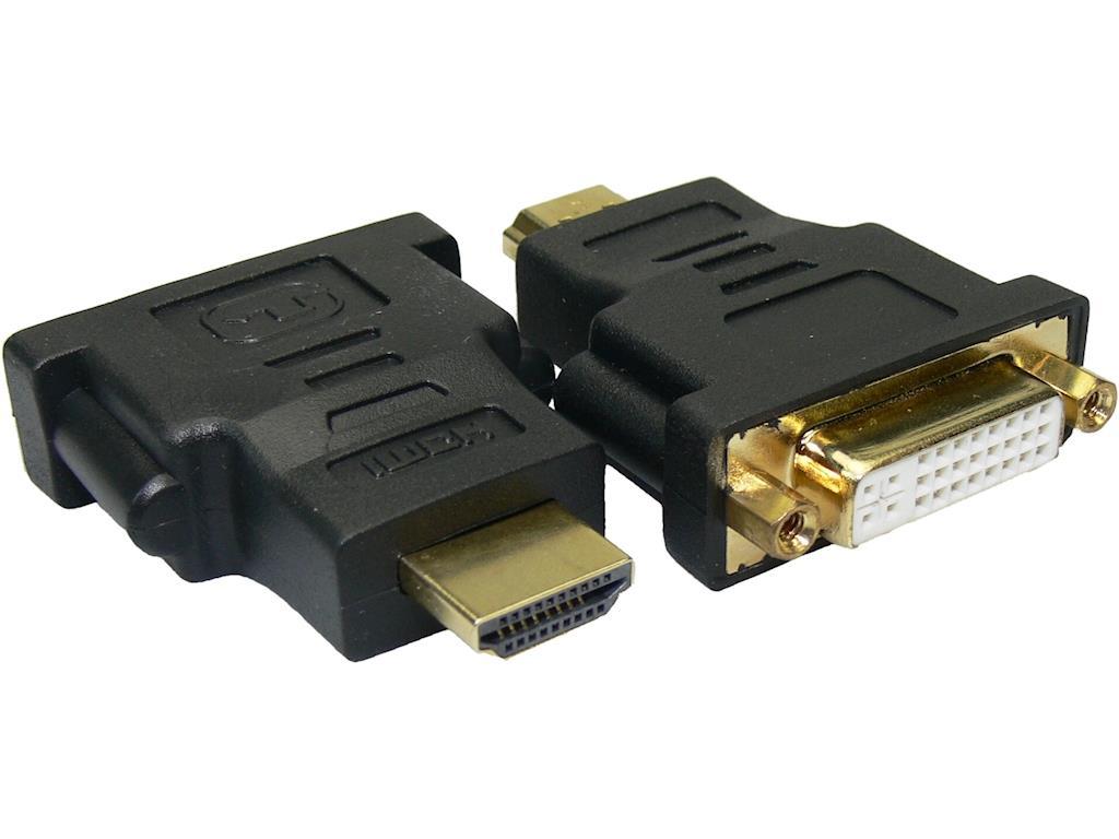 Sandberg adaptér DVI samice - HDMI samec