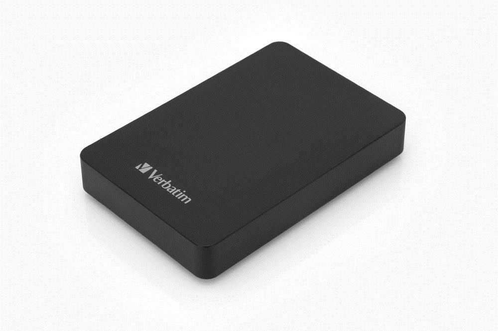 Verbatim Store 'n' Go 1TB externí HDD 2.5'', čtečka SD, USB 3.0, černý+16GB SD