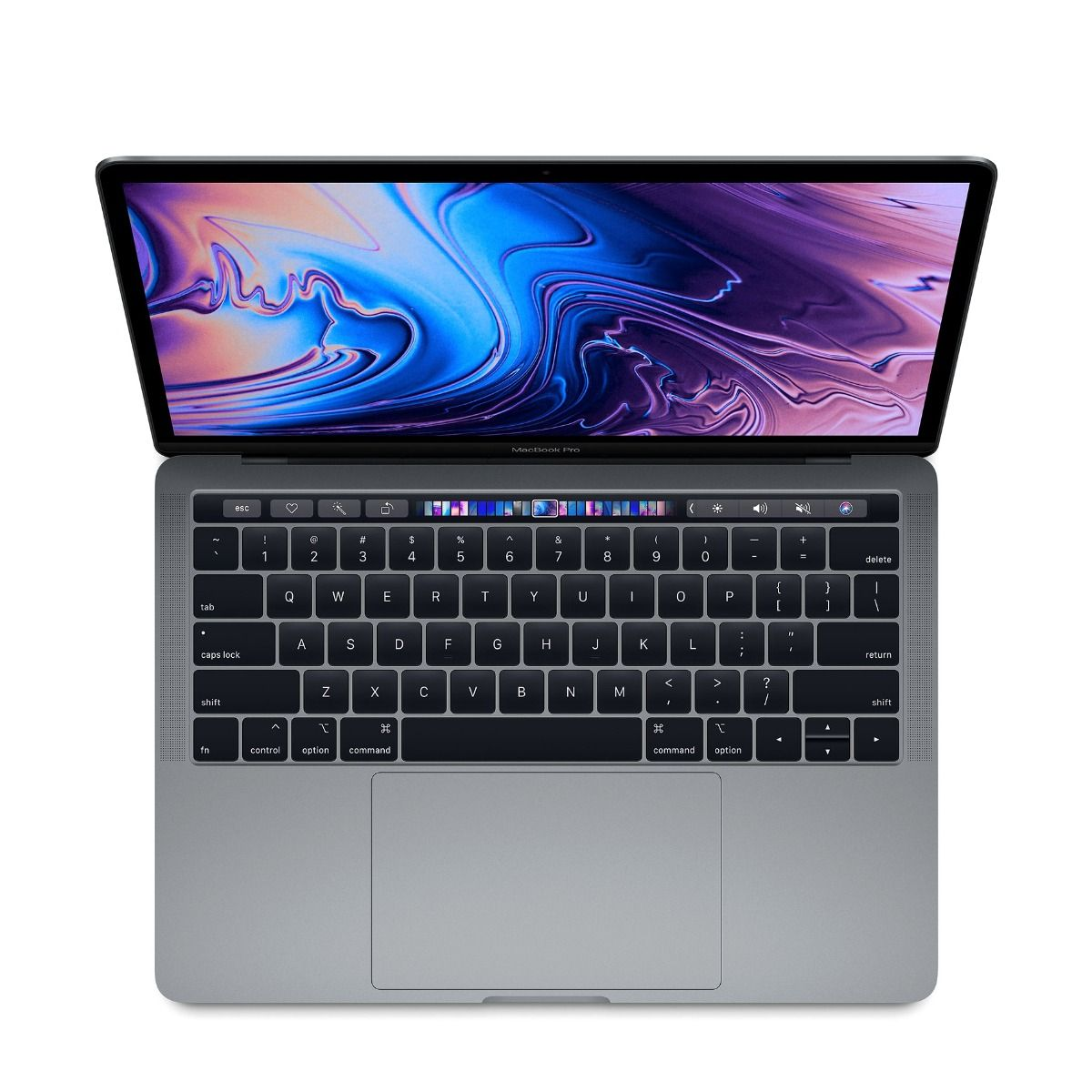 "Apple MacBook Pro 13,3"" Touch Bar/IPS Retina 2560x1600/QC i5 2.3-3.8GHz/8GB/256GB_SSD/Iris Plus 655/Space Gray (2018)"