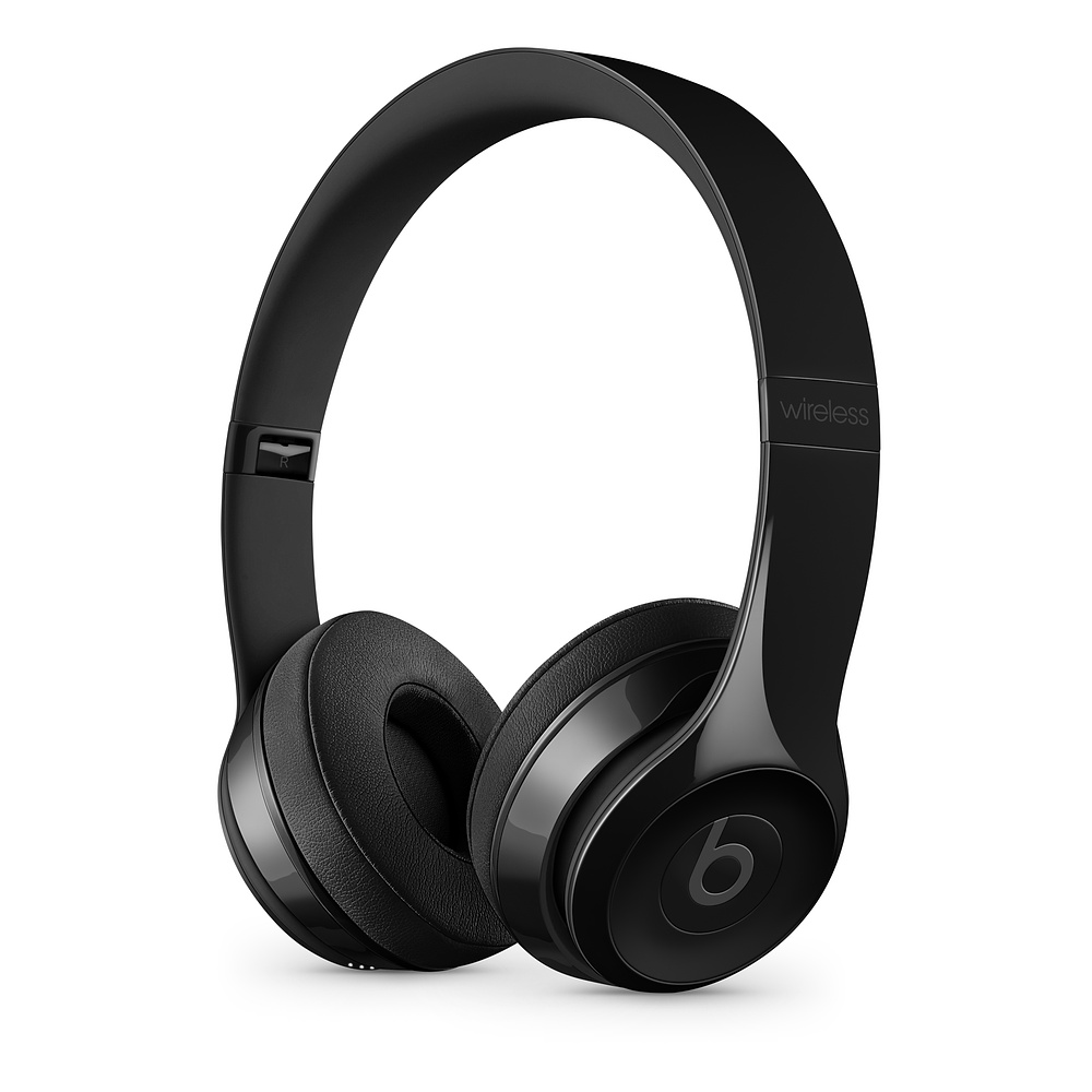 Beats Solo3 Wireless On-Ear Headphones - Gl. Black