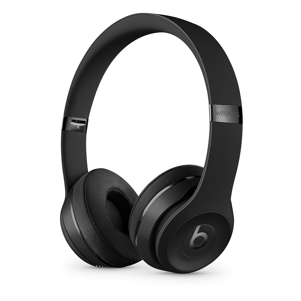Beats Solo3 Wireless On-Ear Headphones - MattBlack