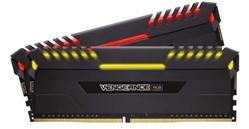 Corsair Vengeance RGB 16GB (2 x 8GB) DDR4 DRAM 4000MHz C19 Memory Kit