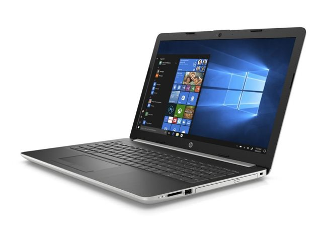 HP 15 -da0027nc,Core i5-8250U quad ,8GB DDR4 1DM ,1TB 5400RPM ,Nvidia GeForce MX130 4GB ,15.6 FHD Antiglare slim SVA ,DVD-RW