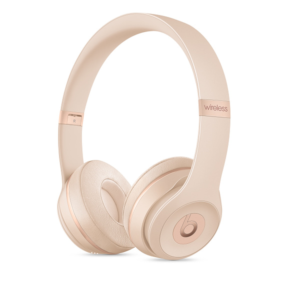 Beats Solo3 Wireless On-Ear Headphones - MatGold