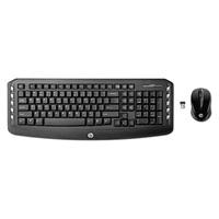 HP set klávesnice a myši, bezdrátová, EN