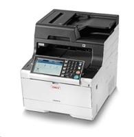 OKI MC573dn A4 30/30 ppm, 1200x1200dpi, 1GB RAM, RADF, USB 2.0 LAN, (Print/Scan/Copy/Fax)