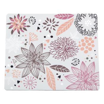 "LOGILINK - Podložka pod myš ""flower field"""