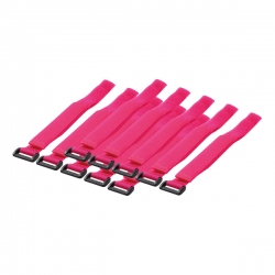 LOGILINK -Cable Organizer, Pink