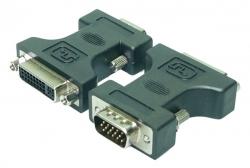 LOGILINK - Adaptér VGA na DVI