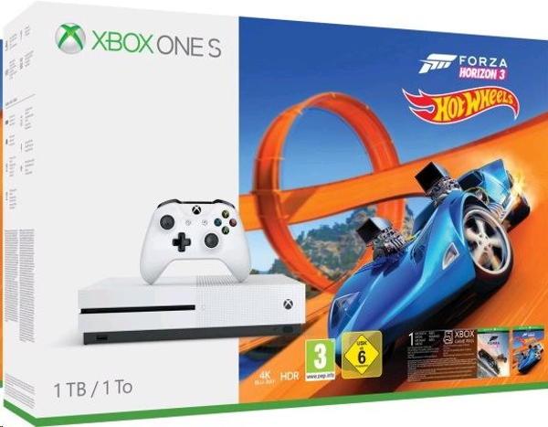 XBOX ONE S - 1TB + Forza Horizon 3