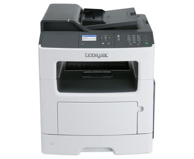 Lexmark MX317DN mono laser MFP, 33 ppm, síť, duplex, ADF, fax