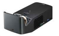 LG projektor PF1000U - 3D, LED lamp, short throw, DLP, FullHD, 1000 lumens, DTV tuner, 2xHDMI, 2xUSB, LAN, speaker