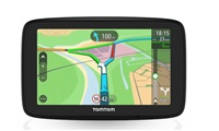 TomTom VIA 53 Europe, Wi-Fi, LIFETIME mapy