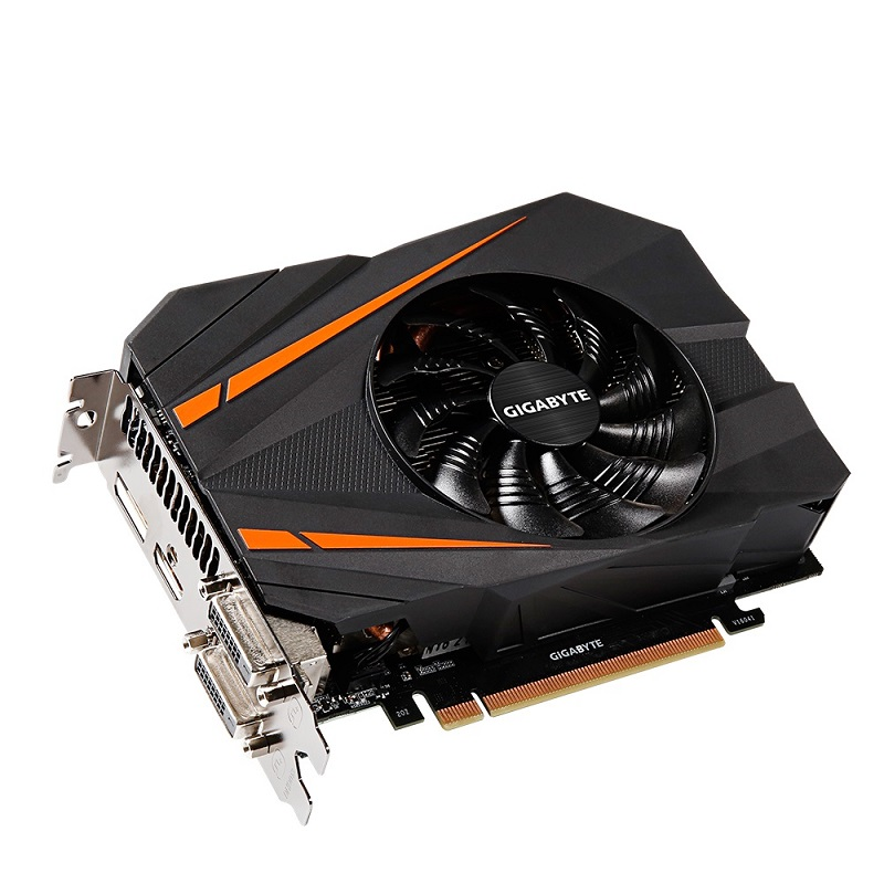 GIGABYTE GTX 1070 Mini ITX OC 8GB