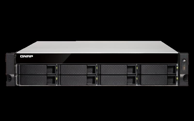 QNAP TS-832XU-4G(1,7GHz/4GB RAM/8xSATA)