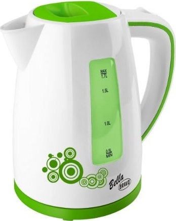 Konvice Bella B 4430, 1,8 litrů, zelená