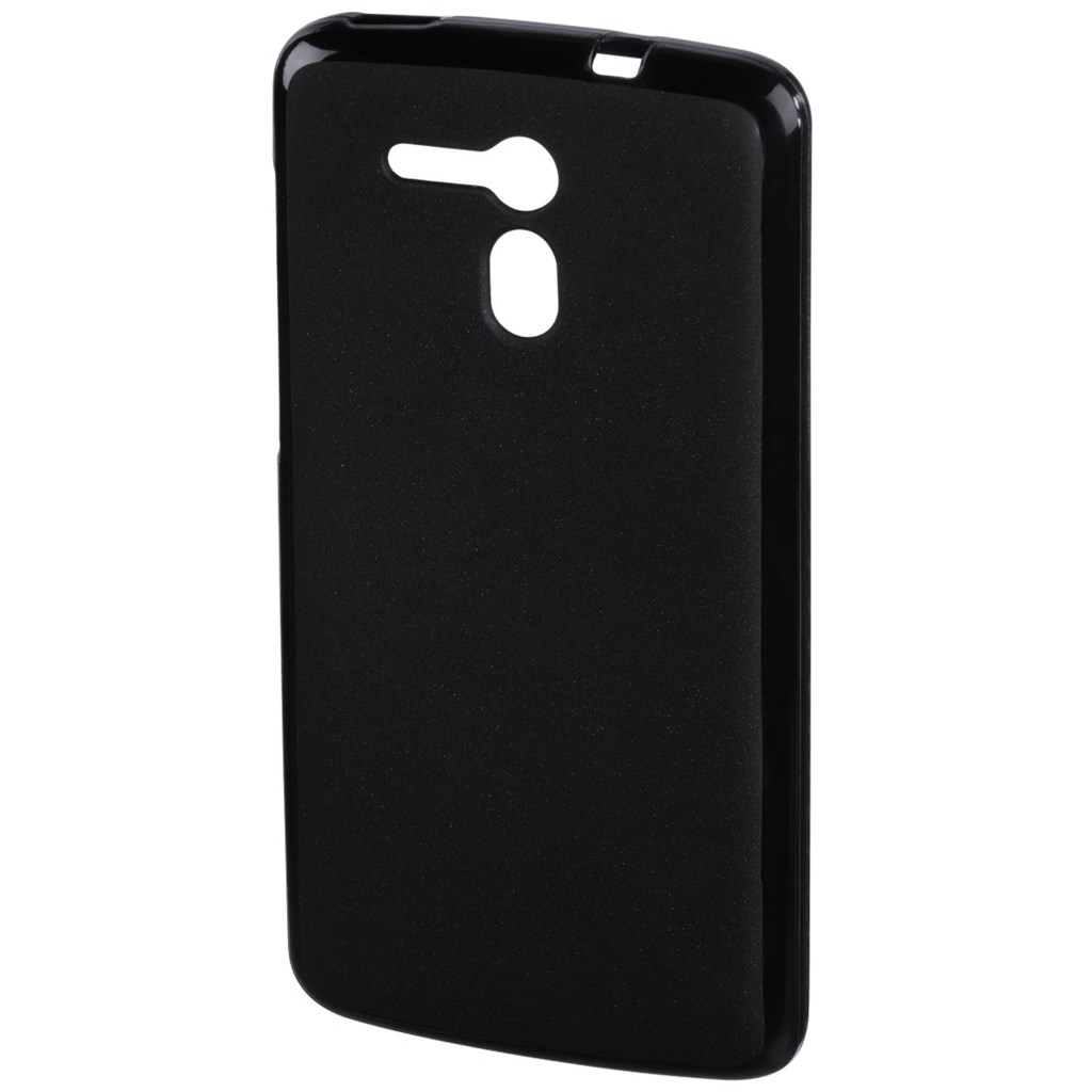Hama Crystal Cover for Acer Liquid E700 Trio, black