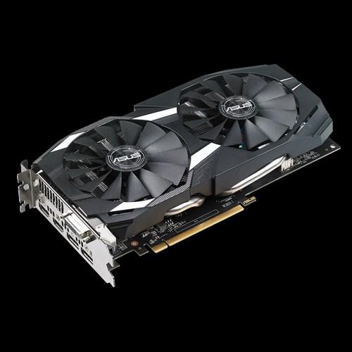 ASUS VGA AMD Radeon™ DUAL-RX580-O8G