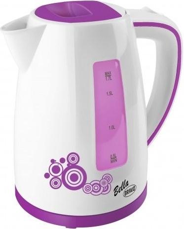 Konvice Bella B 4430, 1,8 litrů, fialová