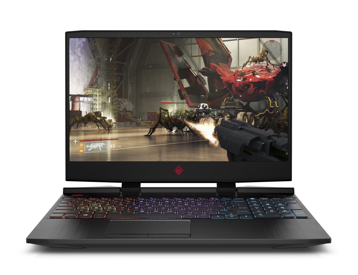 "HP NTB OMEN 15-dc0018nc/15,6"" FHD AG/Intel i7-8750H/16GB/512GB SSD+1TB/GTX 1050 Ti/Win 10 Home/Shadow-black"