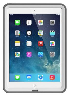 LifeProof Fre odolné pouzdro pro iPad Air, bílé