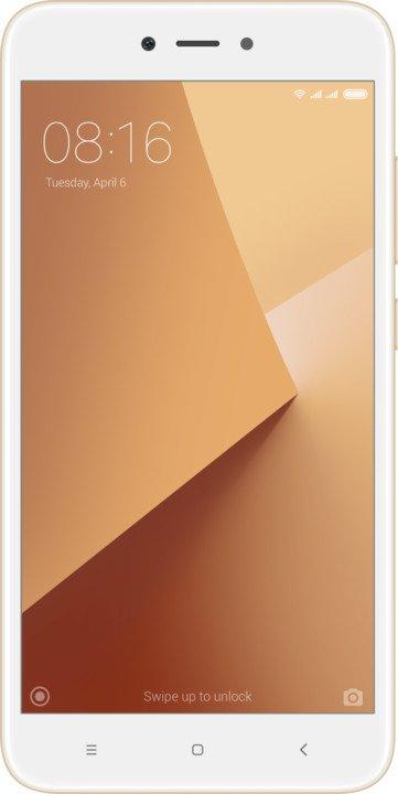 Xiaomi Redmi Note 5A (2GB/16GB), Gold