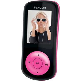 MP3/MP4 přehrávač Sencor SFP 5870 BPK 8 GB