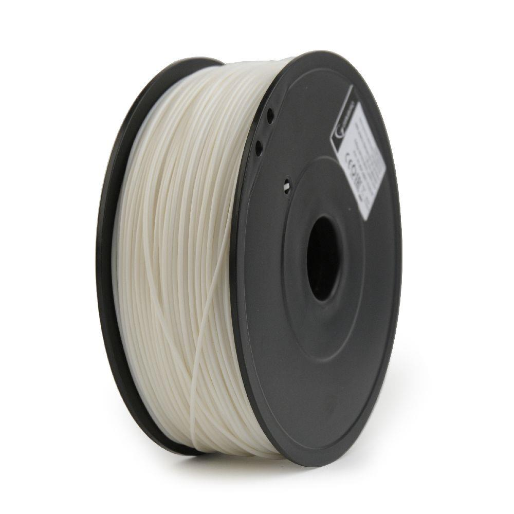 Tisková struna Gembird ABS bílá | Flashforge | 1,75mm | 0.6kg