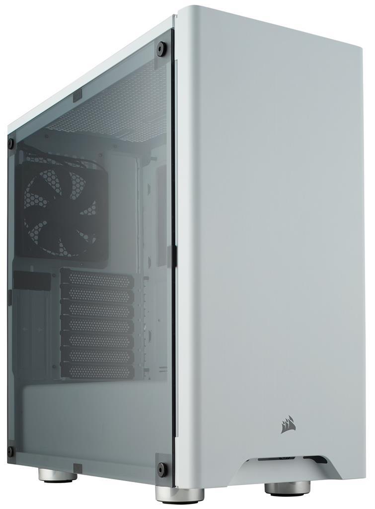 Corsair PC skříň Carbide Series 275R ATX Mid-Tower, bílá