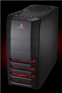 CM STORM case miditower Enforcer Edition, ATX,průh