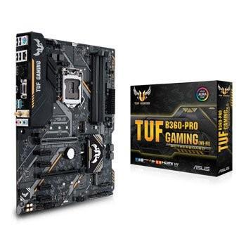 ASUS TUF B360-PRO GAMING, LGA1151 B360 ATX