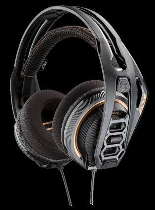 Plantronics RIG 400 herní stereo sluchátka s mikrofonem pro PC