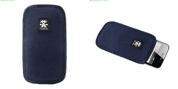 Crumpler Base Layer Smart Phone 85 - sunday blue/copper