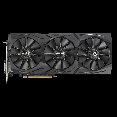 ASUS ROG Strix GeForce GTX 1070 TI 8GB GDDR5