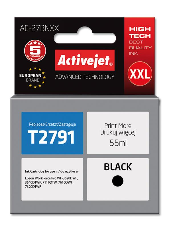ActiveJet ink Epson T2791 new AE-27BNXX 55 ml