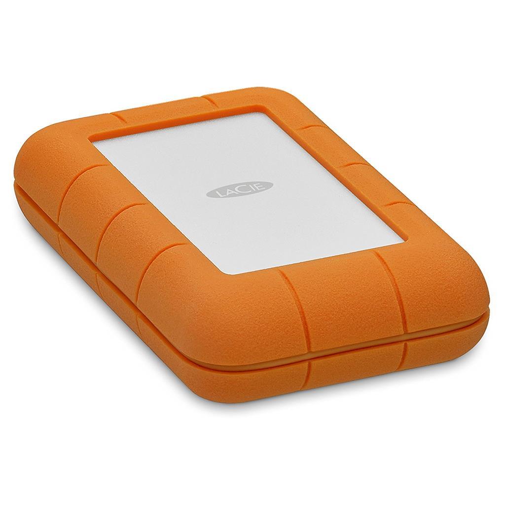 LaCie Externí pevný disk Rugged USB-C 2,5'' 5TB 3600RPM USB3.1