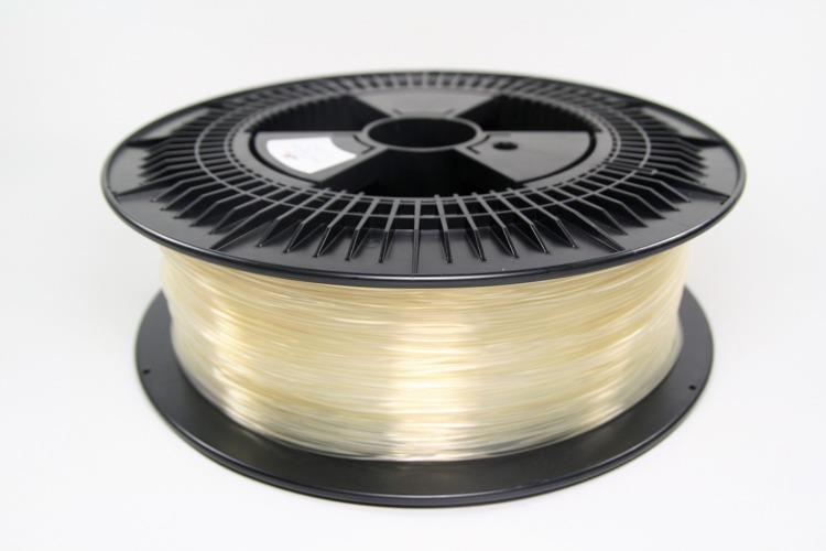 Filament SPECTRUM / PLA / NATURAL / 1,75 mm / 2 kg