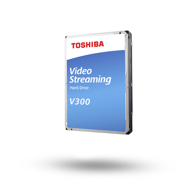 Toshiba V300 HDD 3.5'', 1TB, SATA/600, 5700RPM, 64MB cache, BULK