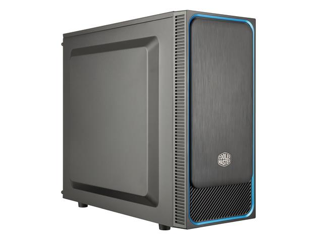 Cooler Master PC skříň MASTERBOX E500L červená