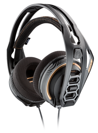 Plantronics RIG 400 herní stereo sluchátka s mikrofonem pro PC, DOLBY
