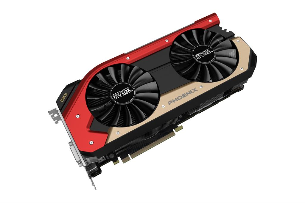 Gainward GeForce GTX 1080Ti Phoenix Golden Sample, 11GB GDDR5X